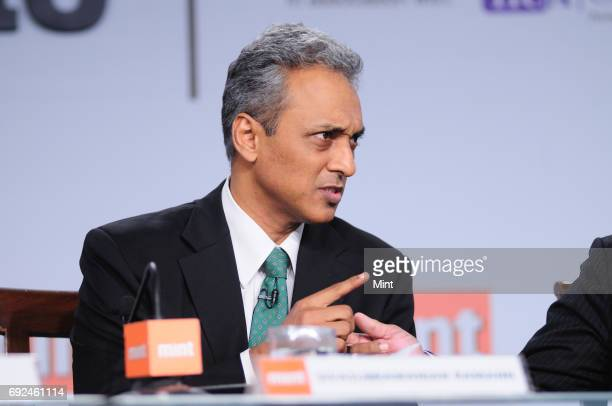 Sivasubramanian Ramann Executive Director of SEBI photographed during the Mint Clarity Through Debate on enabling business action for sustainable...