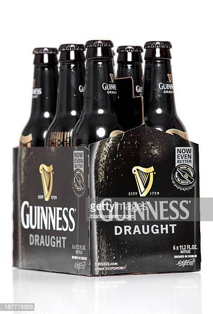 Six Pack de bière Guinness