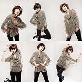 Six Poses