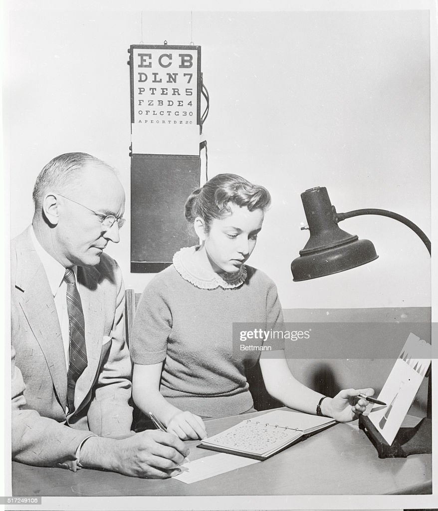 Sixteenyearold Merry Margolish grew curious about the whole subject of color blindness when her father remarked how much he liked the new gray...