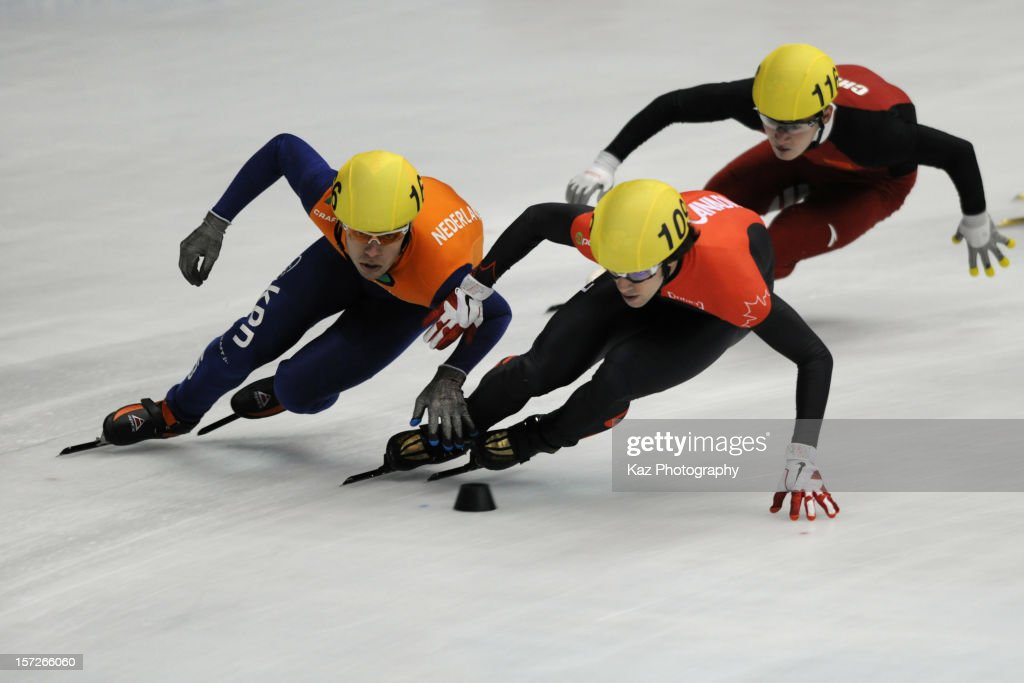 ISU World Cup Short Track Nagoya - Day 2