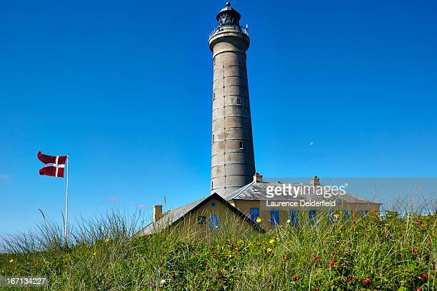 Skagen lighthouse, Jutland