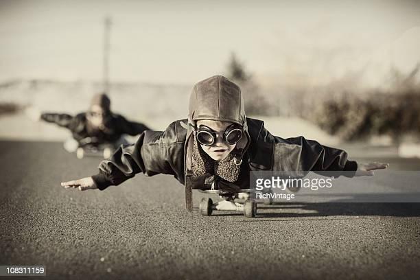 Skateboard Aviators