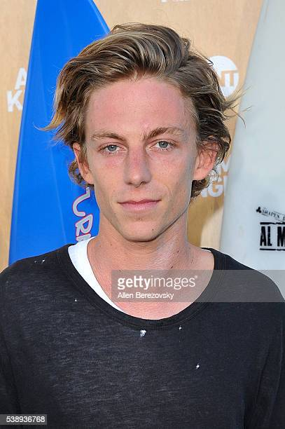 Skateboarder Ben Nordberg attends the premiere of TNT's 'Animal Kingdom' at The Rose Room on June 8 2016 in Venice California