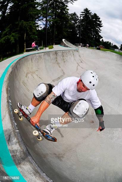 Skateboarder - Frontside Air