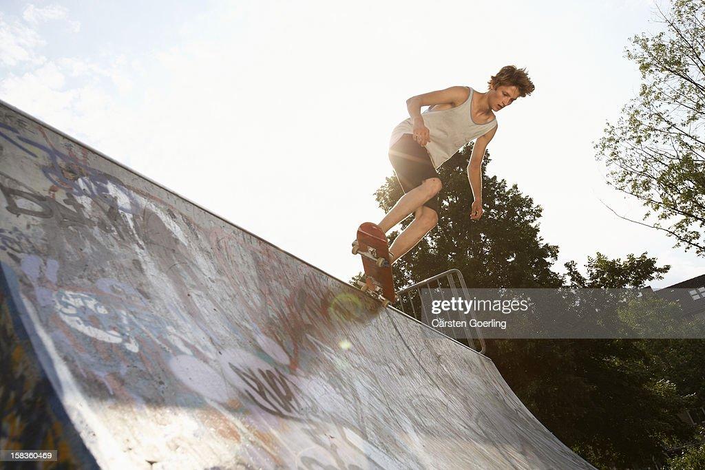 Skater : Stock Photo