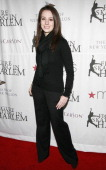 Skater Sarah Hughes attend the 2008 Skating With The Stars Gala By Figure Skating In Harlem at the Wollman Rink Central Park on March 31 2008 in New...