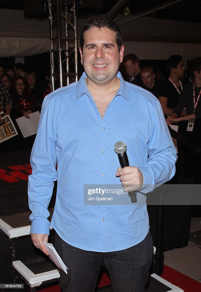 Skeery Jones attends the 'A Good Day To Die Hard' Fan Celebration at AMC Empire on February 13, 2013 in New York City.