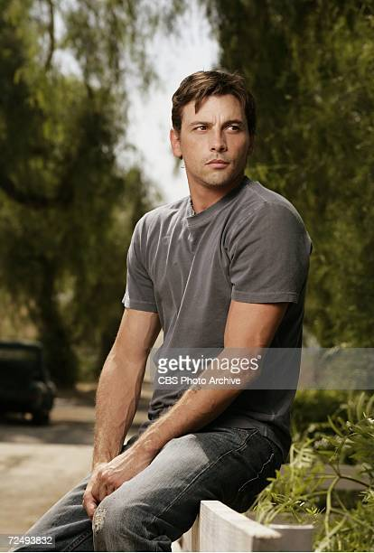 Skeet Ulrich stars as Jake Green on JERICHO on the CBS Television Network