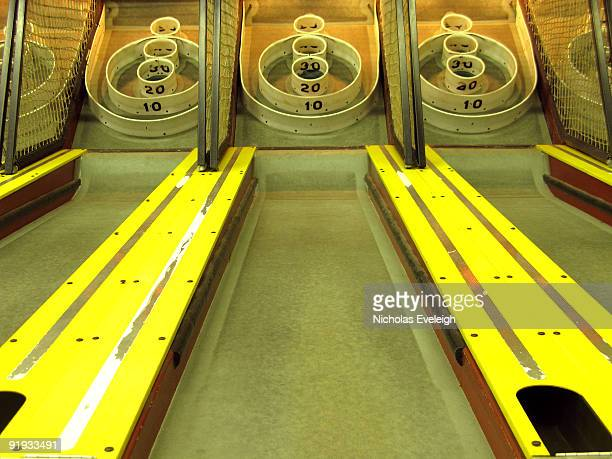 Skeetball carnival game