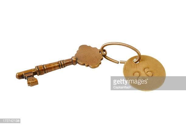 Skeleton Key Clip