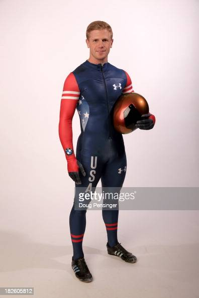 John Daly Skeleton Racer Stock Photos and Pictures   Getty ...