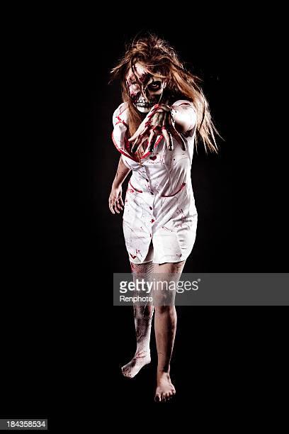 Skelett Zombie
