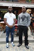 Louis Vuitton : Front Row - Paris Fashion Week -...