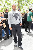Celebrity Sightings : Paris Fashion Week - Menswear...