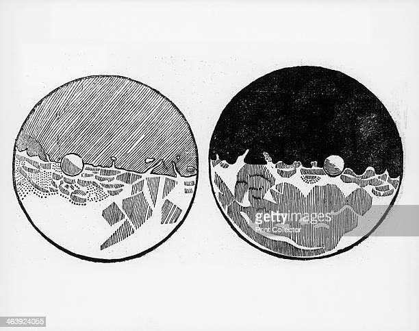 Sketch of the moon by Galileo Galilei c1635 Galileo Galilei the Italian astronomer and physicist is one of the greatest scientists of all time He...