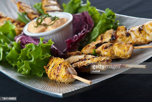 Skewer Chicken