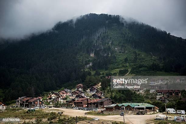 Ski Center in Kosovo