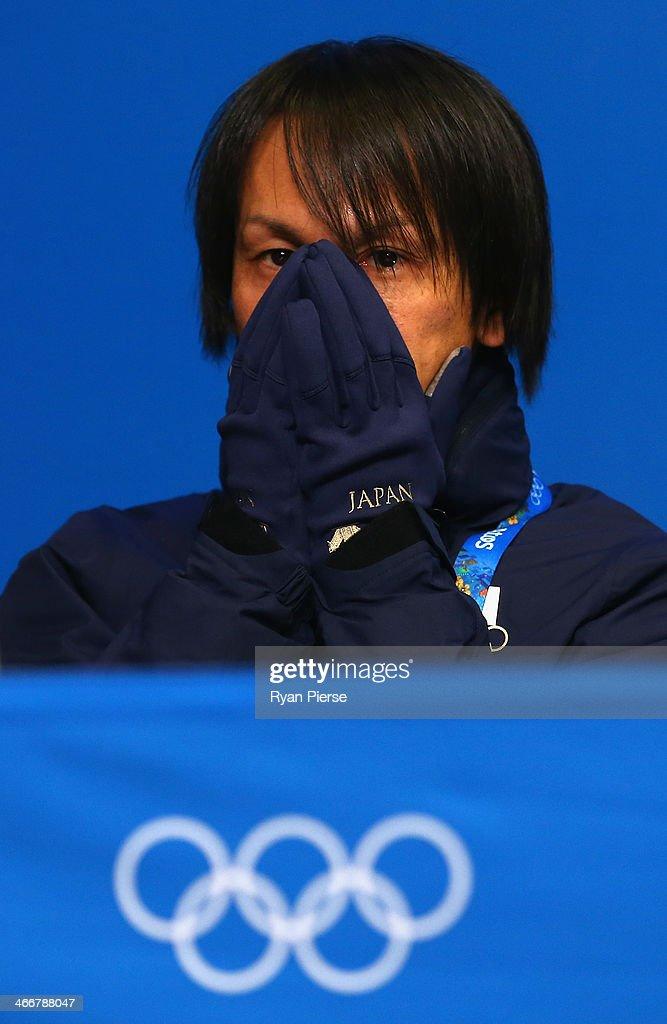 Japan Ski Jumping Team Press Conference