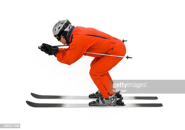 Skieur