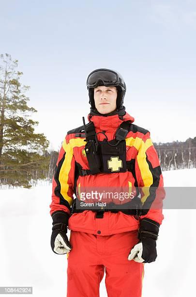 Esquí de rescate