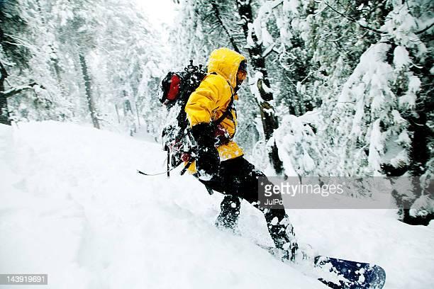 Complejo turístico de esquí en la India