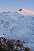 Ski resort of Pradollano
