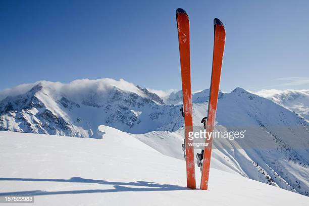 Visite panoramique de ski