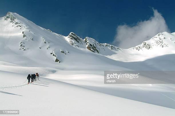 Skitouren in den Kanadischen Rockies