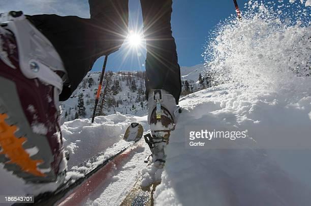 De Ski touring