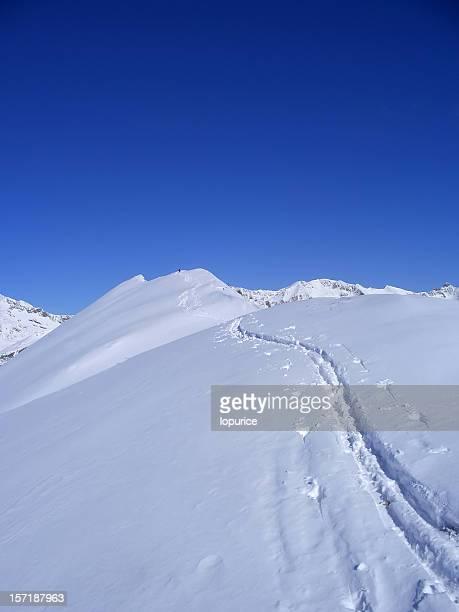 traks de ski