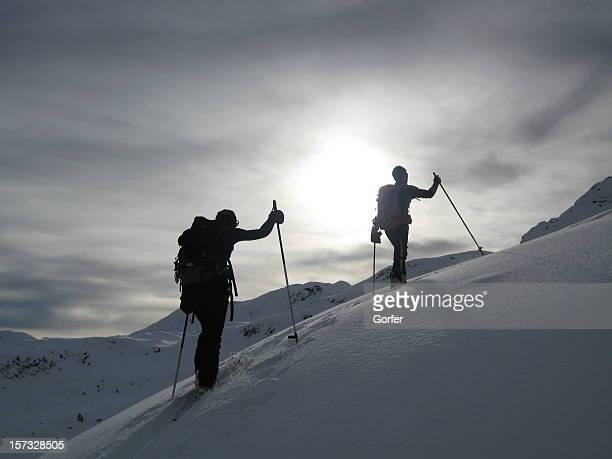 スキーウォーキング