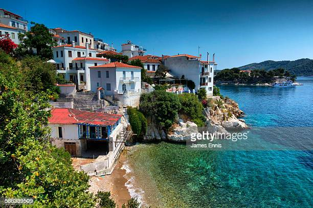 Skiathos Town, Greek Island of Skiathos