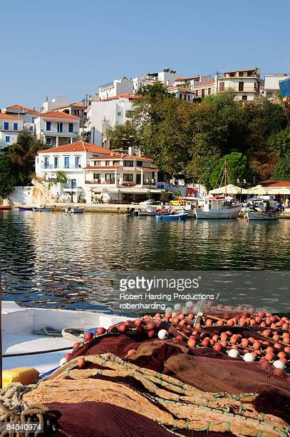 Skiathos Town, Skiathos, Sporades Islands, Greek Islands, Greece, Europe