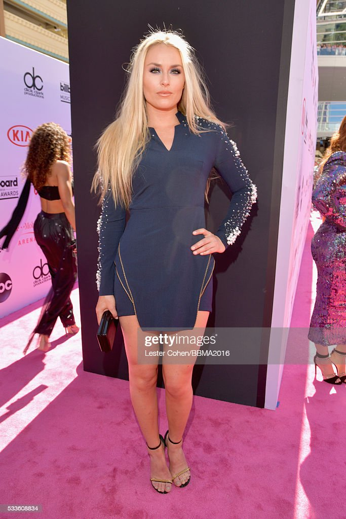 skiier-lindsey-vonn-attends-the-2016-billboard-music-awards-at-arena-picture-id533608834