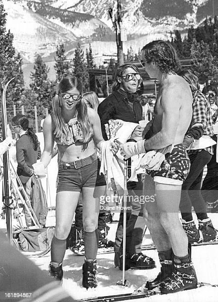 MAR 22 1971 MAR 24 1972 MAR 29 1972 Skiing Colorado