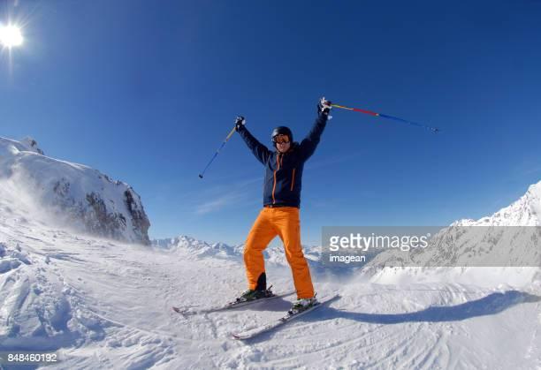Skiing in Europe