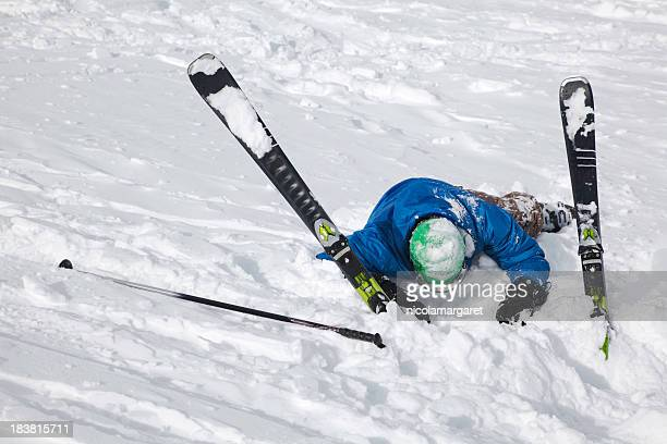 Skiing injury