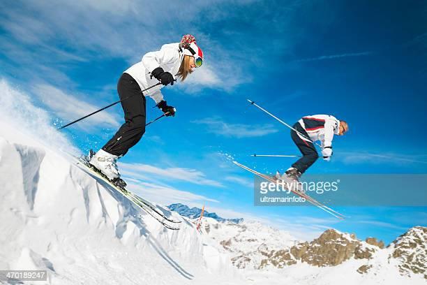 Skiing - Winter Sport