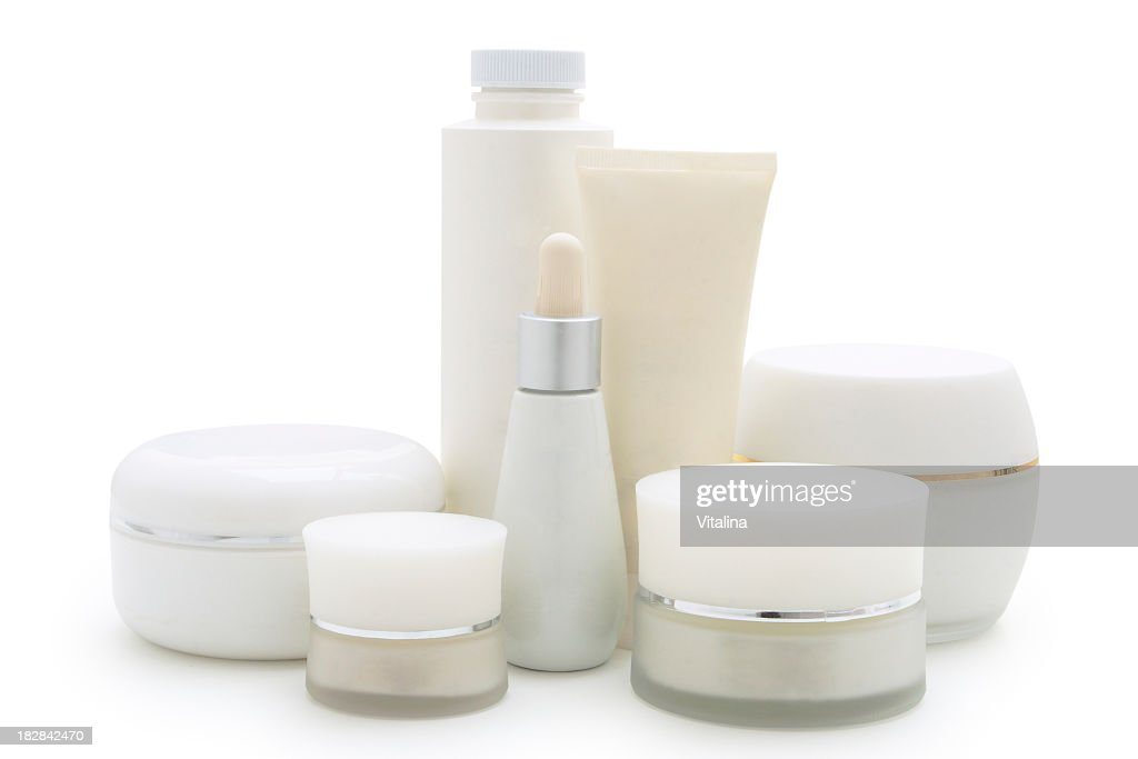 Skin care products.