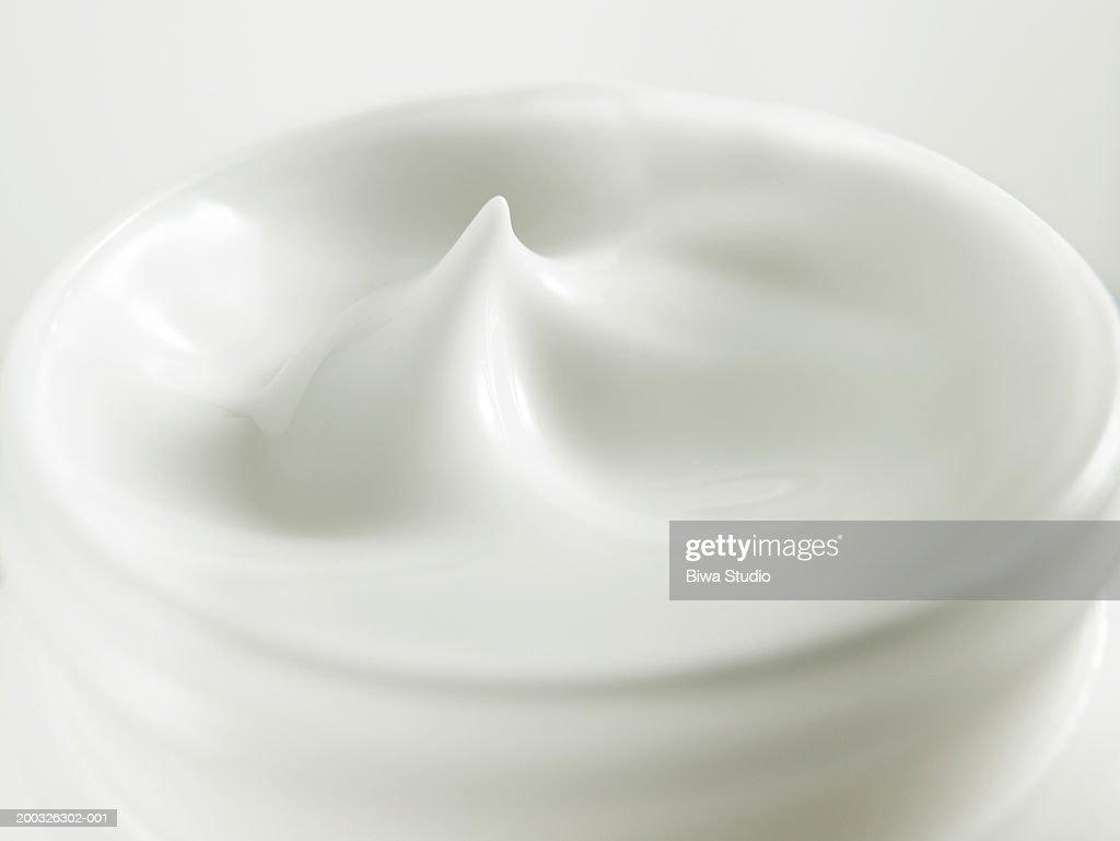 Skin cream (soft focus)