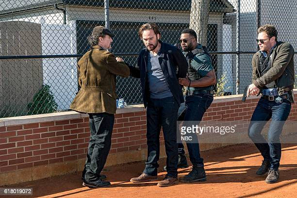 D 'Skin in the Game' Episode 406 Pictured Elias Koteas as Alvin Olinsky Billy Burke as Jake McCoy LaRoyce Hawkins as Kevin Atwater Patrick Flueger as...