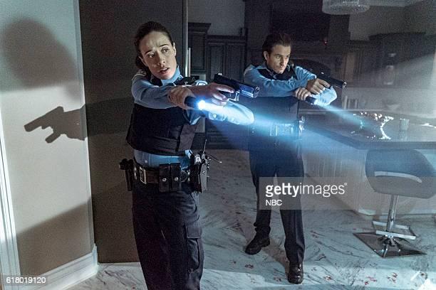 D 'Skin in the Game' Episode 406 Pictured Marina Squerciati as Kim Burgess Samuel Hunt as Craig Gurwitch