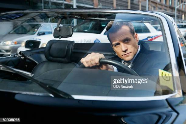 SUITS 'Skin In the Game' Episode 701 Pictured Gabriel Macht as Harvey Specter