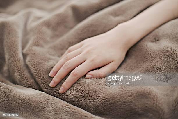 Skinny hand