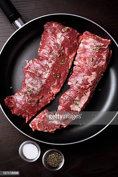Flank steak stock photos and pictures getty images