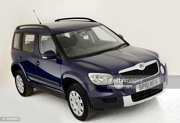 skoda yeti stock photos and pictures getty images. Black Bedroom Furniture Sets. Home Design Ideas