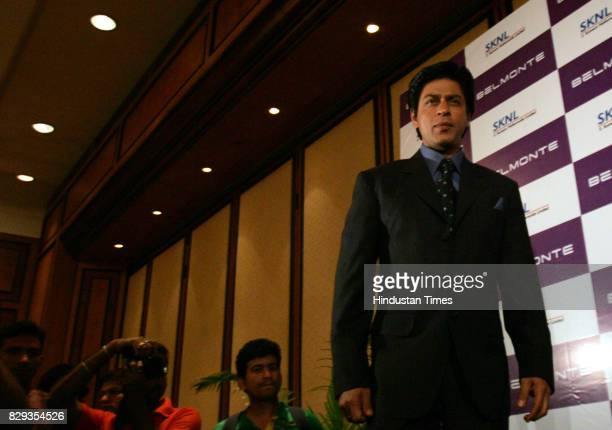 Kumars nationwide Ltd has appointed Shahrukh khan as the brand ambassador for its new brand Belmonte at a function organised at Taj lands End Mumbai...