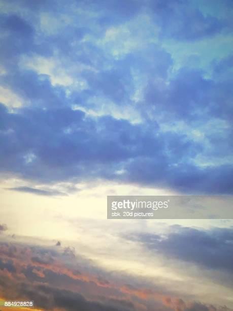 Sky blue 01