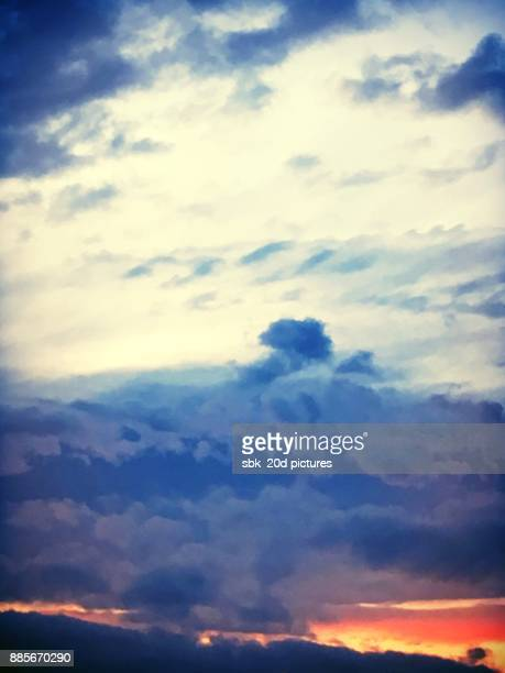 Sky blue 03